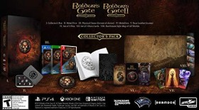 Baldur's Gate I & II - Enhanced Edition - Collector's Edition (Switch)