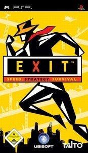 Exit (englisch) (PSP)