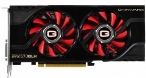Gainward GeForce GTX 570 golden Sample GLH 228mm, 1.25GB GDDR5, 2x DVI, HDMI, DisplayPort (2425)