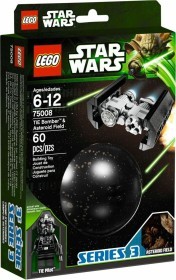 LEGO Star Wars Buildable Galaxy - TIE Bomber & Asteroid Field (75008)