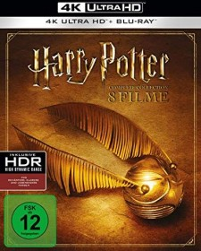 Harry Potter - Complete Collection (4K Ultra HD)
