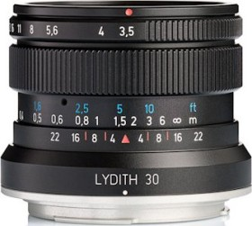 Meyer Optik Görlitz Lydith 30mm 3.5 II für Fujifilm X