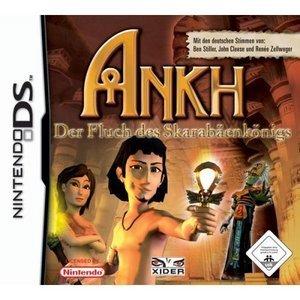 Ankh - Der Fluch des Skarabäenkönigs (deutsch) (DS)