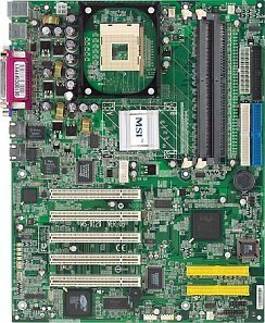 MSI MS-9129 845E Master-LR, i845E (DDR)