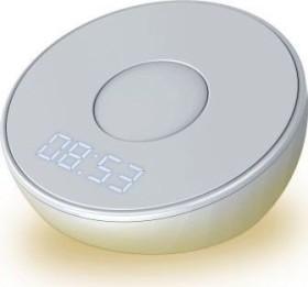 XLayer Wireless Charging Clock Light 10W grau (215765)