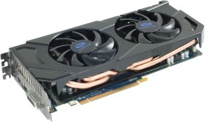 Sapphire Radeon HD 7870 GHz Edition OC, 2GB GDDR5, DVI, HDMI, 2x Mini DisplayPort, lite retail (11199-03-20G)