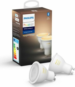 Philips Hue White Ambiance GU10 5W, 2er-Pack (629298-00)