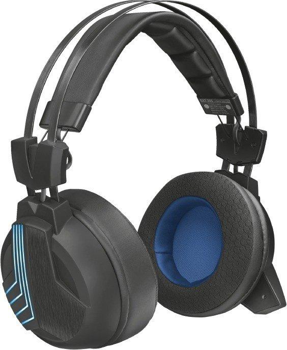 Trust Gaming GXT 393 Magna Wireless 7.1 Surround Gaming Headset schwarz (22796)