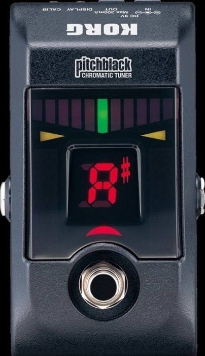 Korg PB PitchBlack digital stage tuner