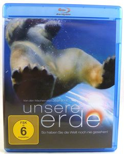 Unsere Erde (Blu-ray) -- © bepixelung.org