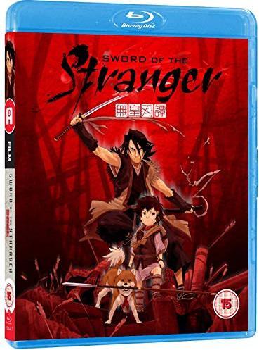 Sword Of The Stranger (Blu-ray) (UK) -- via Amazon Partnerprogramm