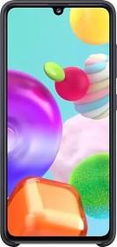 Samsung Silicone Cover für Galaxy A41 schwarz (EF-PA415TBEGEU)