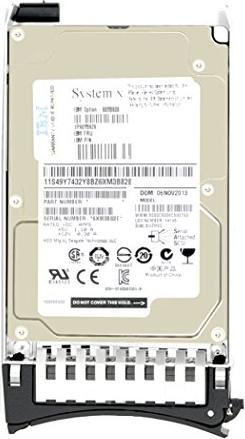 "Lenovo IBM 146GB 15K 6Gbps SAS 2.5"" SFF slim -HS HDD (42D0677) -- via Amazon Partnerprogramm"