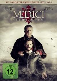 Die Medici - Herrscher von Florenz Staffel 1 (DVD)