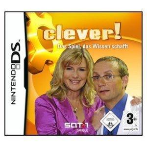 Clever! Das Spiel, das Wissen schafft (deutsch) (DS)