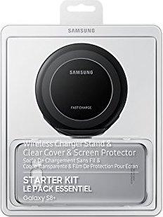 Samsung EP-WG95FBB Starter-Kit 2 für Galaxy S8+ -- via Amazon Partnerprogramm