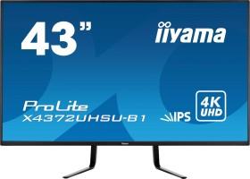 "iiyama ProLite X4372UHSU-B1, 42.5"""