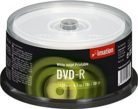 Imation DVD-R 4.7GB 16x, 30-pack Spindle printable (22373)