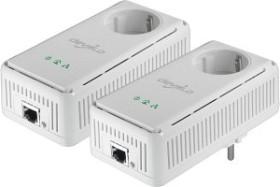 devolo dLAN 200 AVplus Starter Kit, 2er-Pack (1372 / 1374 / 1450)
