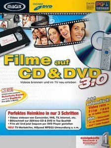 Magix: Filmy na CD & DVD 3.0 (PC)