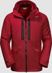 Jack Wolfskin Mount Rainier Parka Jacke red lacquer (Herren) (1112301-2102)