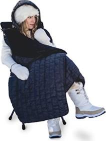 Helinox Toasty Sesselüberzug für Savanna/Playa schwarz (12469)