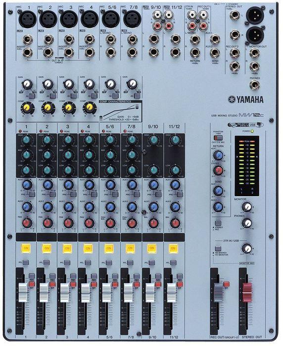 Yamaha MW12C USB