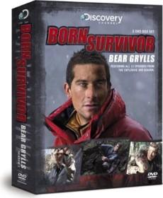 Born Survivor: Bear Grylls Season 3 (DVD) (UK)
