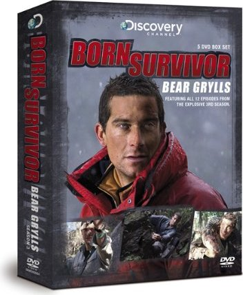 Born Survivor: Bear Grylls Season 3 (UK) -- via Amazon Partnerprogramm