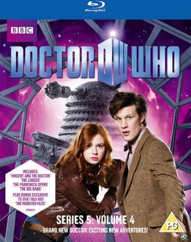 Doctor Who (2005) Season 5.4 (Blu-ray) (UK) -- via Amazon Partnerprogramm
