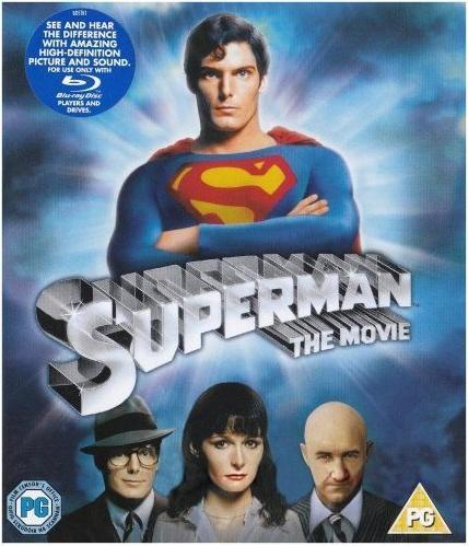 Superman - The Movie (Blu-ray) (UK) -- via Amazon Partnerprogramm
