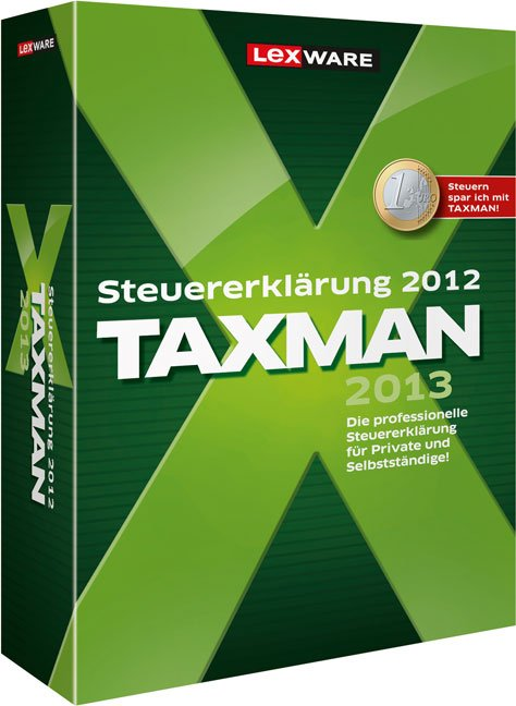 Lexware: Taxman 2013 (German) (PC)
