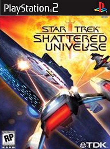 Star Trek: Shattered Universe (niemiecki) (PS2) -- via Amazon Partnerprogramm
