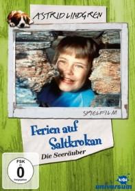 Ferien auf Saltkrokan - Die Seeräuber (DVD)