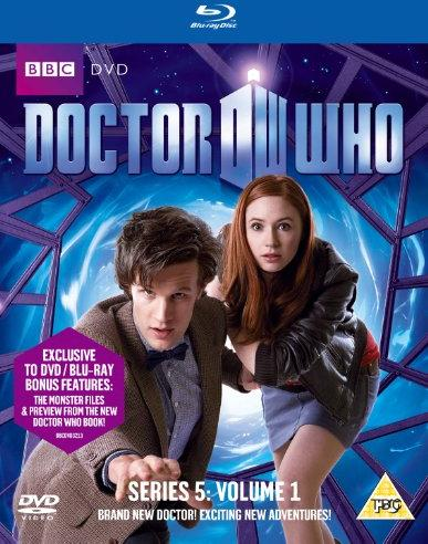 Doctor Who (2005) Season  5.1 (Blu-ray) (UK) -- via Amazon Partnerprogramm