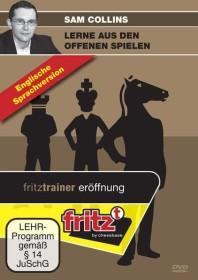 Chessbase Lerne aus den Offenen Spielen (deutsch) (PC)