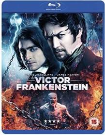Victor Frankenstein (Blu-ray) (UK)