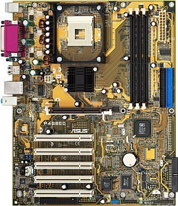 ASUS P4S800, SiS648FX [PC-3200 DDR]