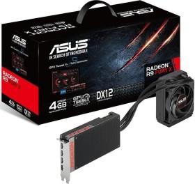 ASUS Radeon R9 Fury X, R9FURYX-4G, 4GB HBM, HDMI, 3x DP (90YV08N0-U0NA00)