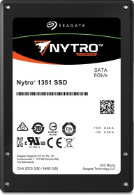 Seagate Nytro 1000-Series - 1DWPD 1351 DuraWrite Light Endurance 960GB, TCG Enterprise, SATA (XA960LE10083)
