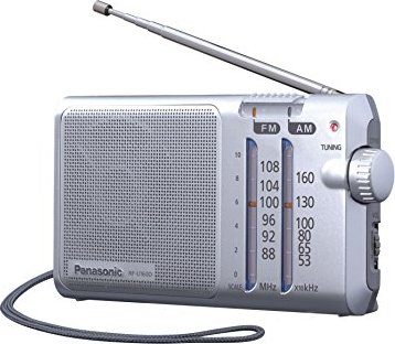 Panasonic RF-U160 silber -- via Amazon Partnerprogramm