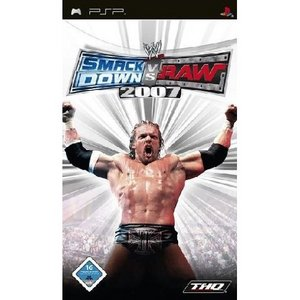 WWE Smackdown! vs. Raw 2007 (English) (PSP)