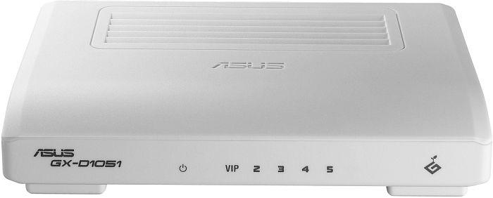 ASUS GX-D1051 V2, 5-Port (90-QB601AN1N0N3MA0)