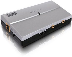 Creative Sound Blaster MP3+ extern/USB (70SB027000004)