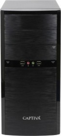 Captiva Power Starter I48-611, Celeron G4900, 8GB RAM, 1TB HDD, 120GB SSD (48611)
