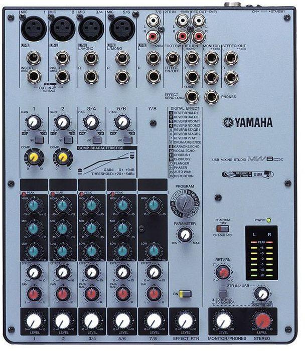 Yamaha MW8CX USB