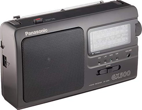 Panasonic RF-3500 schwarz -- via Amazon Partnerprogramm