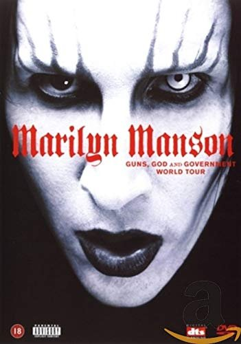 Marilyn Manson - Guns, God and Goverment World Tour -- via Amazon Partnerprogramm