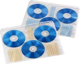 Hama CD/DVD file, 60 pieces (49834)