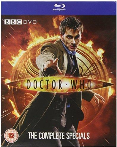 Doctor Who (2005) - The Complete Specials Box (Blu-ray) (UK) -- via Amazon Partnerprogramm